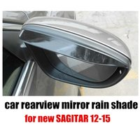 Accessories Rearview Mirror Eyebrow Rain Rainproof Cover For Cadillac XT4 2019