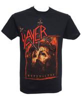 м альбом оптовых-SLAYER - REPENTLESS - 2015 ALBUM Лицензионная футболка New S M L XL