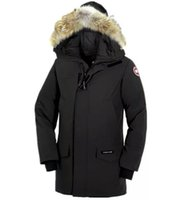 wasserdichte modejacken großhandel-KANADA winter neues angebot Business freizeit outdoor jacke mode daunenjacke verhindern wind wasserdicht halten warme skianzug.