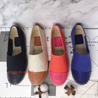 ingrosso tempo libero usa-2019 scarpe di marca per il tempo libero di modo delle signore singolo scarpe Interni piatto Heel Shoes di alta qualità 35-42 joyf