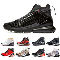 chaussures de sport 3d achat en gros de-Nike air max 270 Stock X Black Anthracite 270 Ispa SP SOE Men women Running Shoes 270s Terra Orange Cushion White Ghost 3D Reflective Mens Sports Sneakers