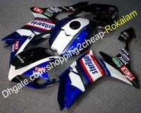 yamaha r1 satış sonrası flamalar toptan satış-YZF-R1 08 07 YZF1000 Motosiklet Yamaha YZF R1 2008 2007 Motosiklet Komple Kaporta Seti