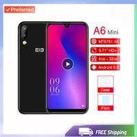 Wholesale elephone phone for sale – best Factory Unlocked Original Elephone A6 Mini waterdrop Screen Mobile Phone Quad Core HD GB G MP G LTE Smartphone