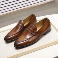 Cкидка Stylish Mens Dress Shoes | 2020