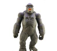 gorilla spielzeug großhandel-[TOP] Große größe 45 CM Film King Kong Schädel Insel Action Figure Spielzeug Gorilla Sammlung Modell Schreibtisch dekorationen kinder geschenk spielzeug