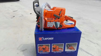 """H372 chainsaw65.1cc 3.4kw gasoline chainsaw with 20"""" BAR good quality fast shipping"""