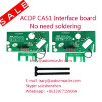 Wholesale board manufacturers for sale - Group buy Yanhua Mini ACDP CAS1 CAS2 interface board set read write CAS1 CAS2 data without soldering Yanhua original manufacturer ACDP