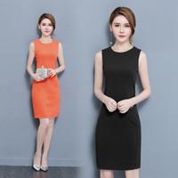 yeni tasarımlar kokteyl elbiseleri toptan satış-En Yeni Tasarım Seksi Sıkı Kalça Elbise Bahar Güz Pist kadın Ofis Kariyer İş Bodycon Elbise Lady Parti Kokteyl Gelinlik Modelleri