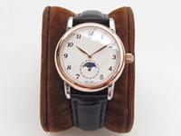 relógios mens de cristal de safira venda por atacado-Tw estrela fábrica legacy 42mm automático mens relógio de cristal de safira relógios à prova d 'água 9015 mb 29.14 28800 vph u0116508 fase da lua relógio de pulso