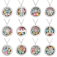 Wholesale fashion floating lockets akoya oyster pearls pendant women pearl party pearl girl facebook living floating charm necklaces fit 8mm