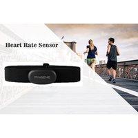sangles thoraciques achat en gros de-Bluetooth4.0 ANT + Cardiofréquencemètre Compatible GARMIN Bryton IGPSPORT Ordinateur Sport Vélo Moniteur de fréquence cardiaque Ceinture thoracique # 233182