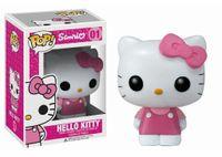 figura gatito al por mayor-A estrenar con la caja Funko POP Hello Kitty Figura de vinilo Niños Niñas regalo
