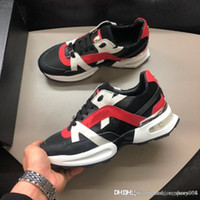 Wholesale punk black sneaker for sale - Group buy Men Leather Sneakers Punk Style Runner Casual Shoes Decorated with Iconic Metal Skull for Free time Size