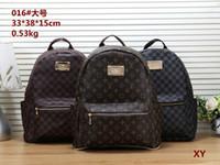 mochilas para hombre más calientes al por mayor-Envío gratis 2019 Nueva Europa diseñador de la marca N41379 Damier Cobal para hombre mochilas alta calidad bolso de escuela caliente