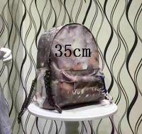 neue styles packtaschen großhandel-2019 Art und Weise neue Retro Art-Graffiti-Satz-Segeltuch-Rucksack-Art und Weisetaschen