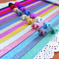 24station 1030 Sheets Colorful Origami Star Papers DIY Lucky Star ... | 200x200