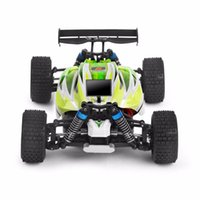 Wholesale control car model online - RC Car G Radio Control Buggy High Speed Off Road Car Model Collision Avoidance Durable Hot Sale wl D1