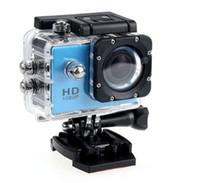 спортивный завод оптовых-2019 топ Factory Outlet 4K с Wi-Fi открытый водонепроницаемая камера спортивная SJ9000 спортивная камера бесплатная доставка 1 шт.