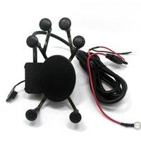 передвижная подставка для мотоциклов оптовых-Аккумуляторная подставка для мобильного телефона с поддержкой Iphonex 8 7 6s Plus Gps для телефона с Soporte Movil Moto J190507