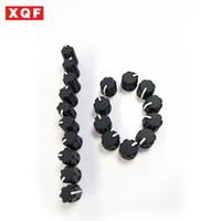 kulp şapkası toptan satış-XQF oppxun Motorola P8268 P8200 XPR6550 için 10 ADET DP3601 XIR topuzu şapka 8268 kap