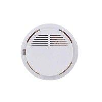 baterías de alarma de casa al por mayor-2019 Detector de humo Sistema de alarmas Detector de incendios Detector inalámbrico Detectores inalámbricos Seguridad para el hogar Alta sensibilidad Estable LED 85DB 9V Batería