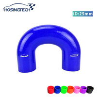 Wholesale intercooler hoses for sale - Group buy HOSINGTECH high quality mm quot blue degree elbow silicone turbo intercooler hose