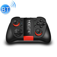 Wholesale vr smartphone resale online - MOCUTE Bluetooth3 Wireless Gamepad VR Game Controller Android Gaming Joystick Bluetooth Controllers for Android Smartphone K JYP