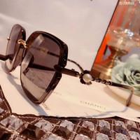 neue angekommene sonnenbrille großhandel-Luxus-Sonnenbrillen Designer Brand Sunglasses Fashion Sonnenbrillen für Damen Womens stilvolle Glas UV400 mit Box und Logo neu kommen