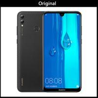 ingrosso huawei phone-Firmware globale Huawei Enjoy Max 4GB RAM 64G / 128GB ROM Snapdragon 660 Octa core Dual Back Camera 7.12 pollici 5000mAh Cell Phone