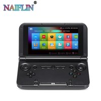 Wholesale tablet pc console resale online - Original GPD XD Plus inch Android Handheld Gaming Laptop Mini Game Console GB GB Game PC Tablet