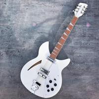 yüksek kaliteli dize gitar toptan satış-Yeni sıcak satış yüksek kaliteli 39 inç 12 telli elektrik gitar, 2 manyetikler, maun klavye. Chrome donanım, kişiselleştirilmiş destek