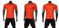 futbol takımları toptan satış-Kişilik Özelleştirilmiş futbol üniforma kitleri Spor Futbol Jersey birçok renkler olarak With Formalar ile Şort Futbol Giyim özel giysi ayarlar