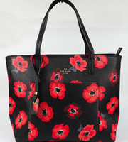 doğrudan satış çantası toptan satış-Doğrudan satış çanta bayan çanta alışveriş PU büyük kapasiteli omuz çantası Avrupa ve Amerikan moda çapraz paket toptan ücretsiz shipp