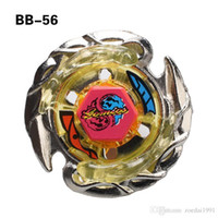 Wholesale beyblade metal fight 4d toys resale online - BB56 Gemini D fusion metal Beyblade Without Launcher Spinning Top Fighting Gyro Kids Game Toys Gift For Kids with original box