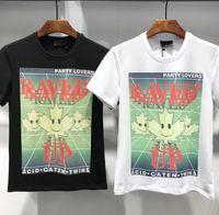 Wholesale men s polo tshirt online - 19ss Mens Designer T Shirts Fashion Designer Polo Shirts Men New Tshirt Fashion T Shirt Cotton Designer Shirt
