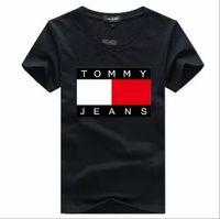 iş gündelik artı büyüklüğü kadınlar toptan satış-Yeni İş marka T Shirt erkek kadın 9 renk gömlek artı boyutu Rahat T Shrits Kısa kollu yuvarlak yaka açık havada poloshirt Golf giysileri jt