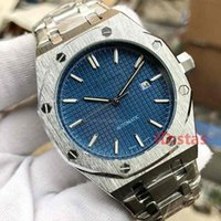 Wholesale automatic skeleton watches men resale online - Rose Gold Men Mechanical Automatic Skeleton Luxury Mens Designer Watches Wristwatches Orologio Di Lusso royal oaks Watch Montre