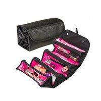kits de viagem jóias venda por atacado-Nova chegada saco de cosmética moda feminina bolsa de maquiagem produtos de higiene pessoal pendurado viajar jóias kit