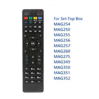 Wholesale mag 254 resale online - For Mag250 Mag322 W1 Universal Remote Control Replacement IR Smart Remote Controller For Mag TV Set Top Box