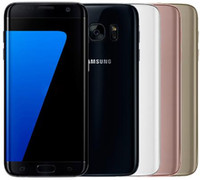Wholesale new android lte phones for sale - Group buy New Arrival Original Samsung Galaxy S7 Galaxy S7 Edge quot MP Camera GB RAM GB ROM G LTE Refurbished phone
