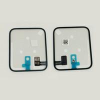 celulares da microsoft venda por atacado-10 pcs original lcd sensor de indução gravidade bobina força 3d sensor de toque flex cable para apple watch series 2 38mm 42mm peças de reparo