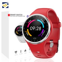 Wholesale korean silicone bracelets resale online - M8 Bracelet smartwatch Fitness Tracker Silicone Strap Support Sport Heart Rate Health Monitor Bluetooth Wristwatch For Samsung Apple