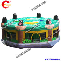 Wholesale bouncy toys for kids resale online - Hot Selling Inflatable Whack a mole game for sale human whack a mole inflatable game inflatable bouncy sport games kids carnival bouncy toys