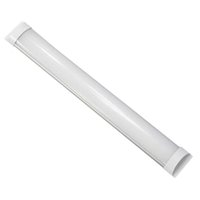 Wholesale explosion tube for sale - Group buy T8 Tube FT FT FT Explosion Proof Two LED Tube Lights Replace Fluorescent Light Fixture Ceiling lighting Grille Lamp