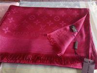 lenços novos projetos venda por atacado-Novo Lenço para As Mulheres Marca de Design Cachecol Moda Feminina Imitar Longo Envoltório Do Xaile 180x70 cm
