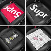 подушки из пенорезины оптовых-расходные материалы для автомобилей SUP прилива бренд шелк льда сиденье подушка дышащих четыре сезона универсального автомобиль подушка сиденья
