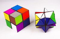 Wholesale educational games resale online - New Magic Cube Decompression Toy Game Cartoon Magic Cube Adult Children Educational Toys Amazing Colorful Cube