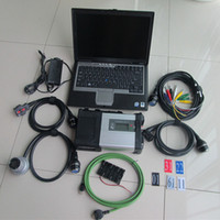 Wholesale mb star xentry diagnostic for sale - Group buy MB Star C5 sd connect c5 with V09 xentry epc GB SSD and D630 Laptop for MB Car and Truck Auto Diagnosis tool Ready to Use