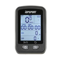 компьютерный экран компьютера оптовых-IGPSPORT iGS20E Велокомпьютер аккумуляторная IPX6 Водонепроницаемый Авто Подсветка экрана Велосипед Велоспорт GPS GPS одометр Маунт # 627021