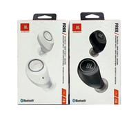 schneller bluetooth headset großhandel-Neue KOSTENLOSE drahtlose Bluetooth-Kopfhörer Hochwertige Sport-Bluetooth-Kopfhörer mit Schnellladegerät
